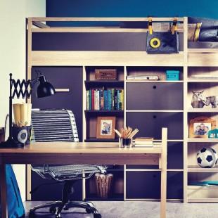 Bureau en acacia Collection Spot Young