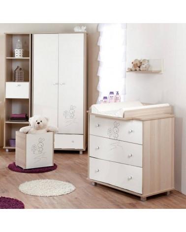 Chambre bébé Lapin complète