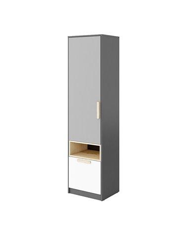 Armoire simple avec tiroir Pok