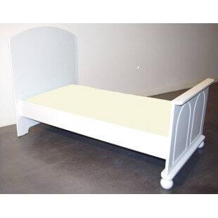 Drap Housse 160 cm x 70 cm pour Lit Junior - Disponible en couleur écru