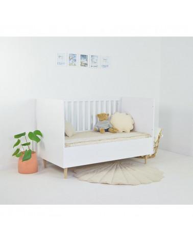 Lit bébé évolutif 140x70 cm