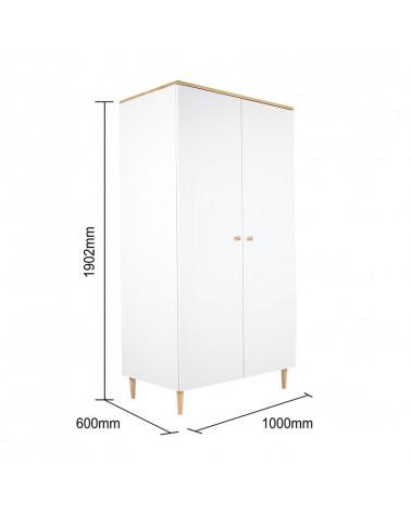 Dimensions extérieures armoire