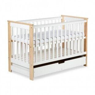 Lit bébé Kiwo 60 x 120 scandinave