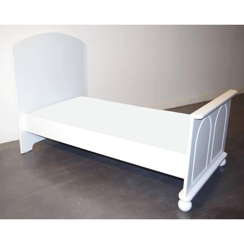 Drap housse 160 cm x 70 cm pour lit JUNIOR