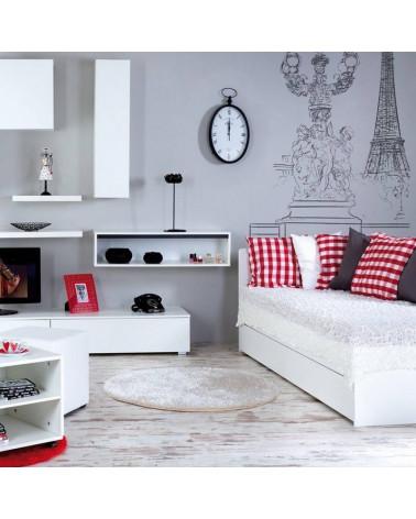Lit 200x90 avec tiroir Top Paris