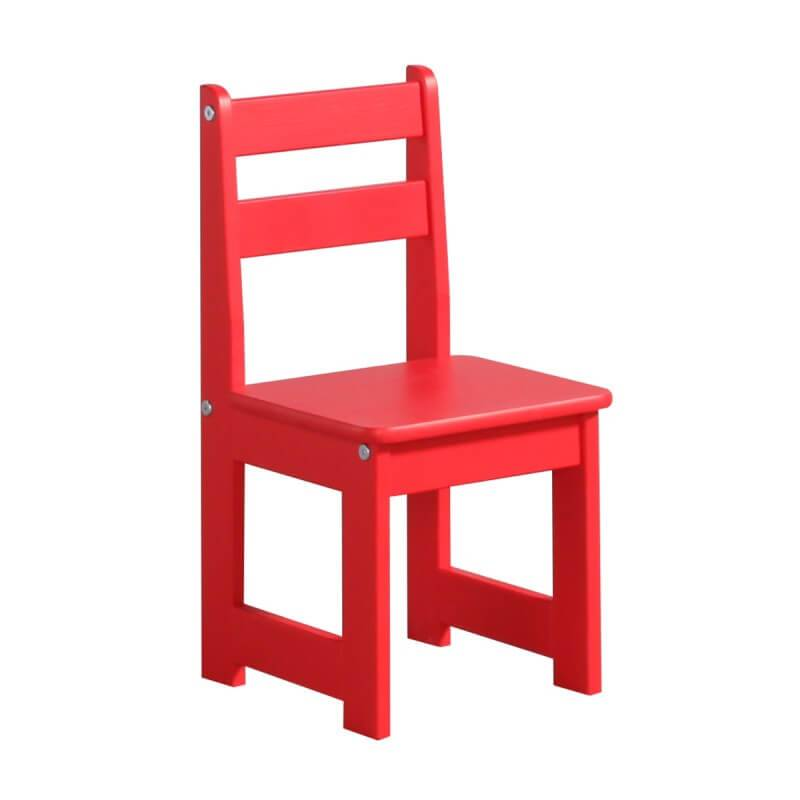 Chaise Baby - rouge