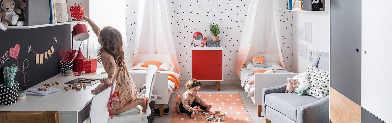 Chambres d'enfant : grand choix d'ambiances possibles