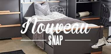 Collection Snap noire enfant